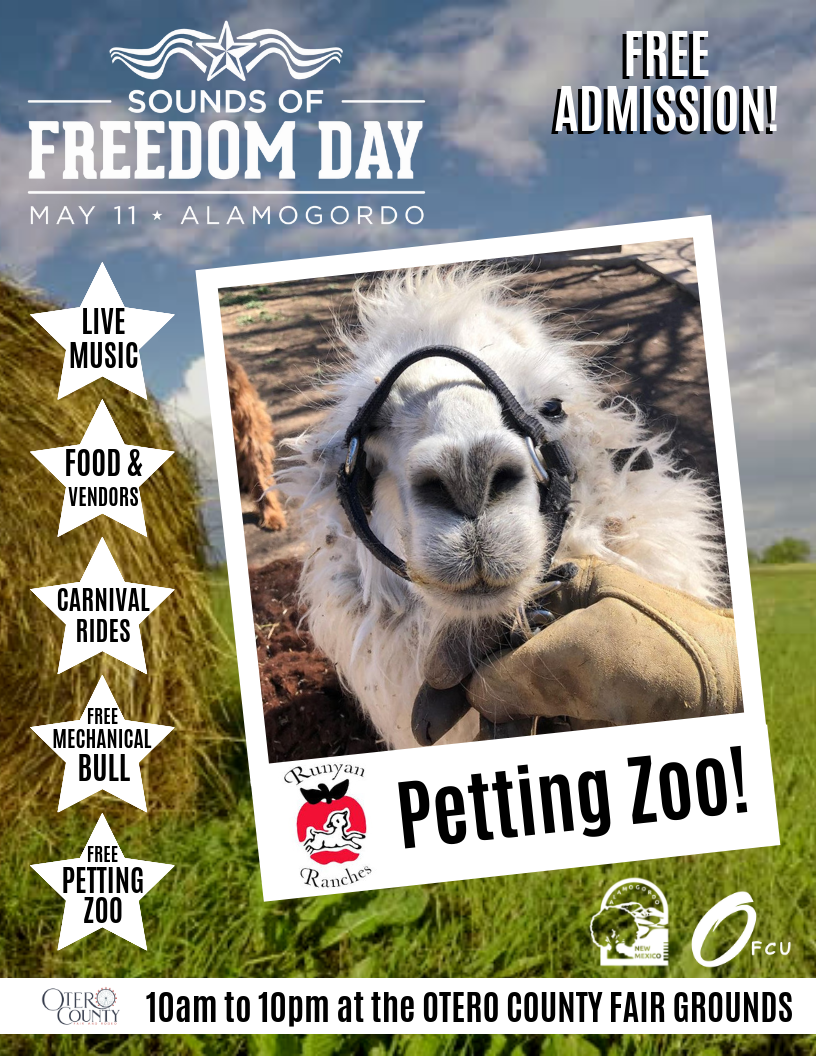 Petting Zoo Flyer