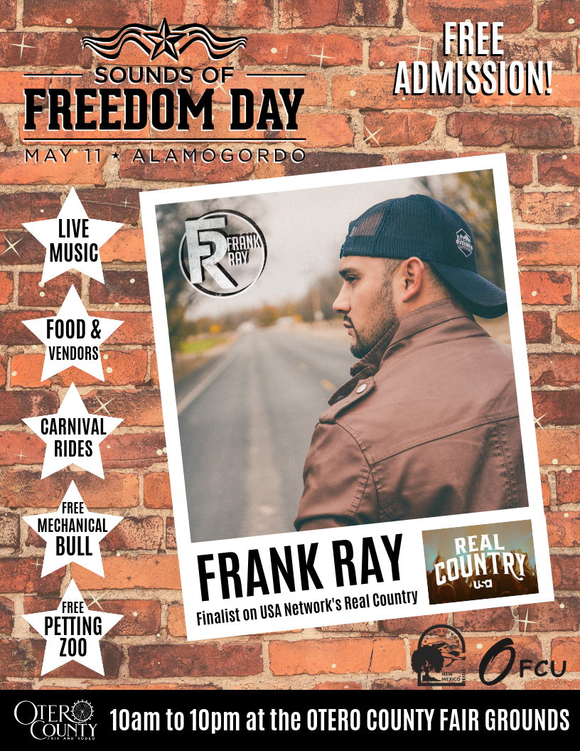Frank Ray Flyer - Real Country