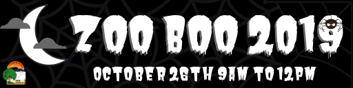 Zoo Boo 2019 - Event Logo