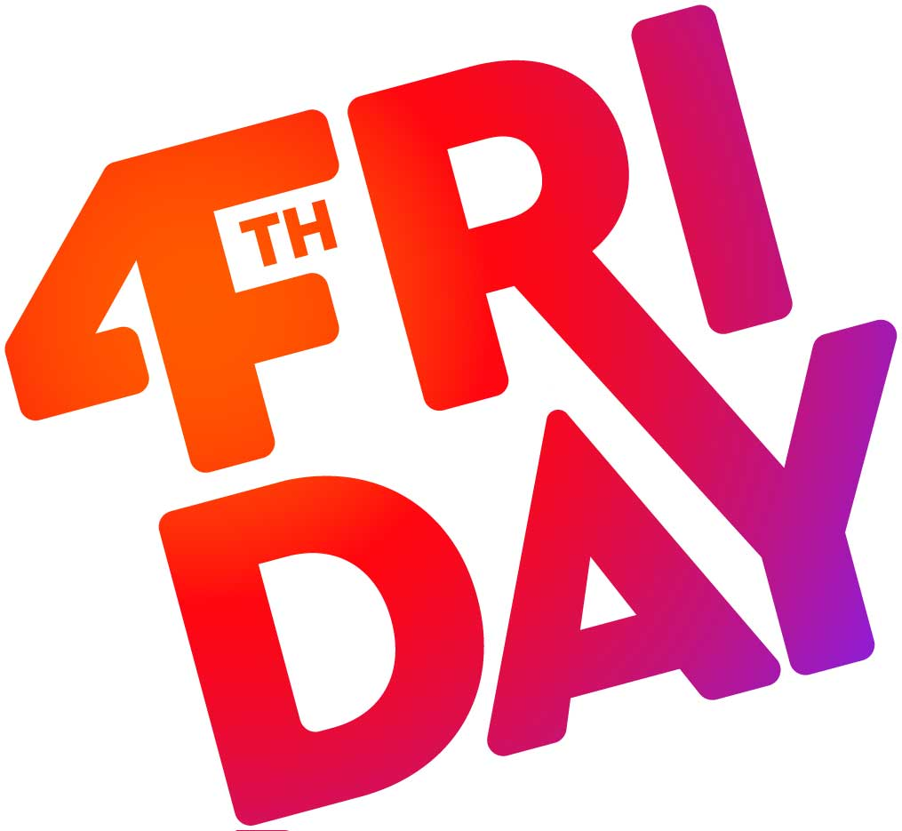 4th Friday Logo No Circle No Tagline