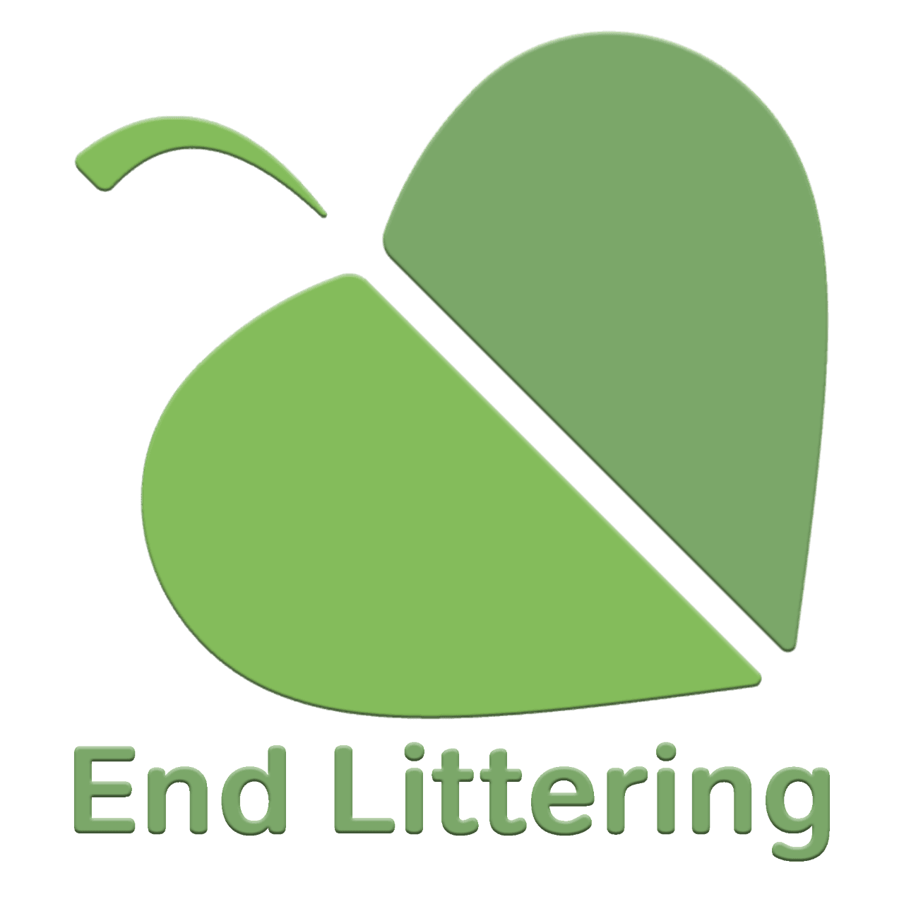 KAB End Littering Button