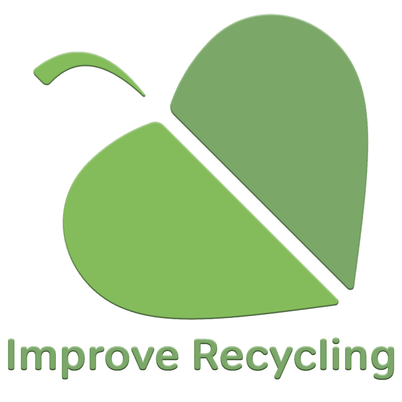 KAB Improve Recycling Button