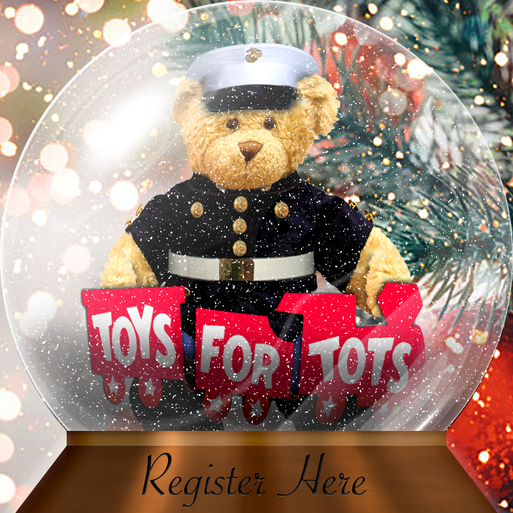 Toys for Tots Register Button Opens in new window